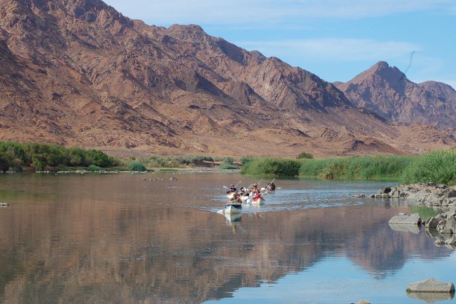 Orange River 4 Day Trips Felix Unite River Adventures