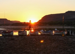 Orange River Canoe Trips