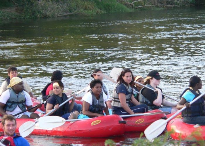 Breede River Rafting Leisure Trips - Felix Unite River Adventures