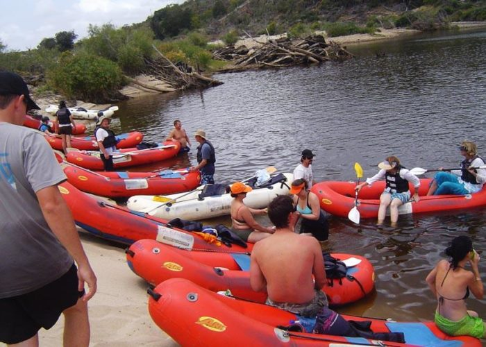 Breede River New Year Trips - Felix Unite River Adventures