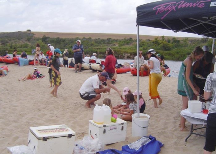 Breede River Rafting Easter Trips