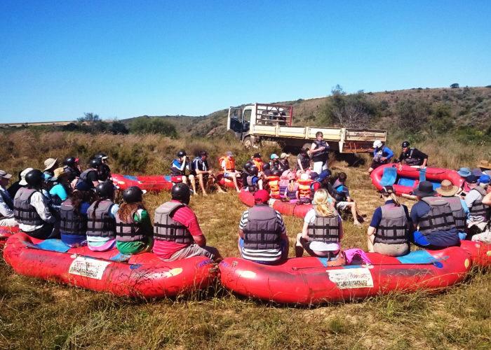 Breede River Schools, Camps, Breede River School Groups, Felix Unite