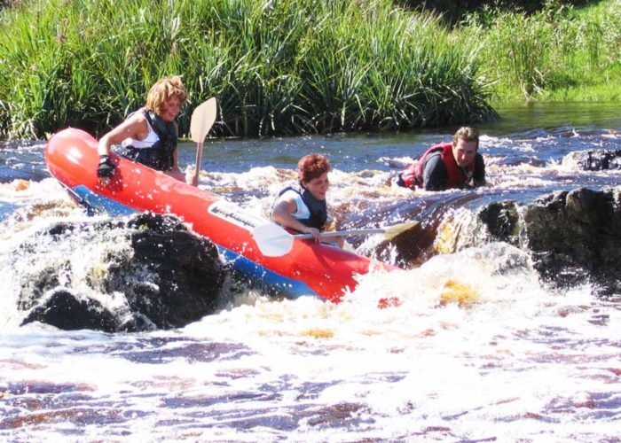 Breede River Rafting Leisure Trips - Felix Unite River Adventures